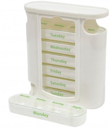 Week Day Pill Dispenser