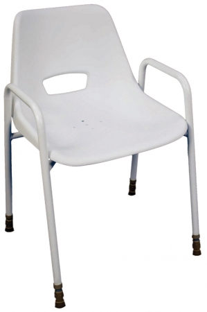 Milton Stackable Shower Chair - Height Fixed