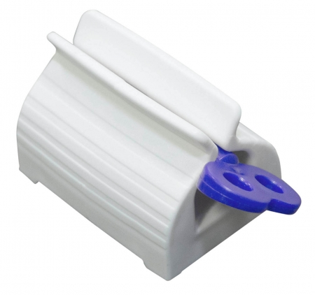 Toothpaste Tube Squeezer - Red or Blue