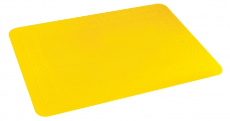 Tenura Mat - 35.5 x 25.5cm - Yellow
