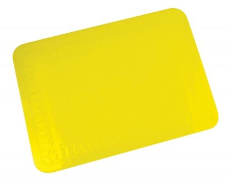 Tenura Mat - 25.5 x 18.5cm - Yellow