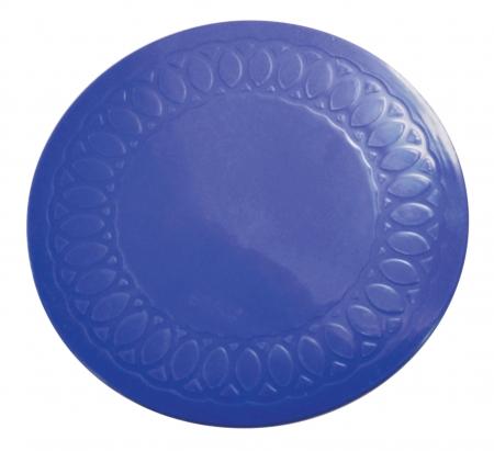 Tenura Anti Slip Round Coasters 19 cm - Different Colours Available