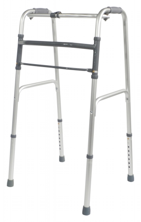 Folding Walking Frame - No Wheels