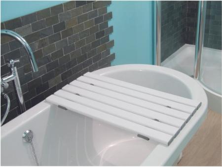 Medina Reinforced Shower / Bath Board - Different Widths Available