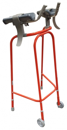 Adjustable Trough Frame - Red - Different Sizes Available