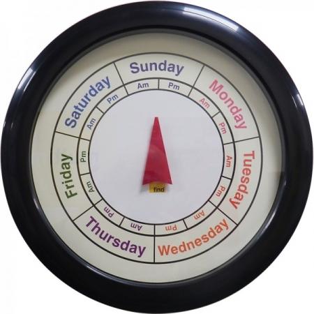 Analogue Day Clock