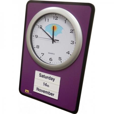 Day/Night Personal Orientation Clock