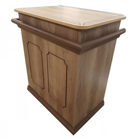 Mobile Lockable Counter