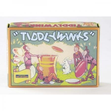 Tiddlywinks Board Game