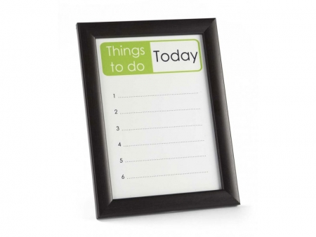 Things To Do Frame - Available in different sizes