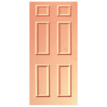 Door Decal - Dementia Friendly - Peach