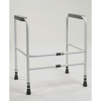Cosby Adjustable Toilet Frame
