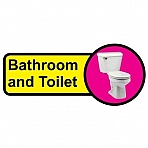 Toilet & Bathroom Signage